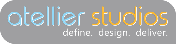 Atellier Studios (define. design. deliver)