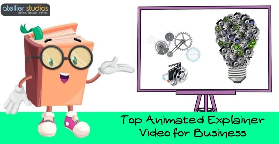 Top 5 Explainer Animation Video for Business