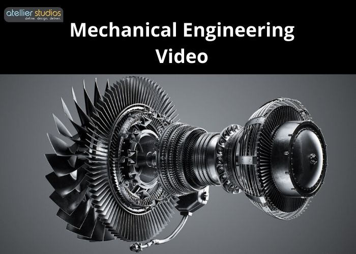 Mechanical Engineering Animated video