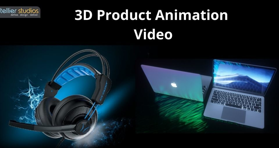 product animation video
