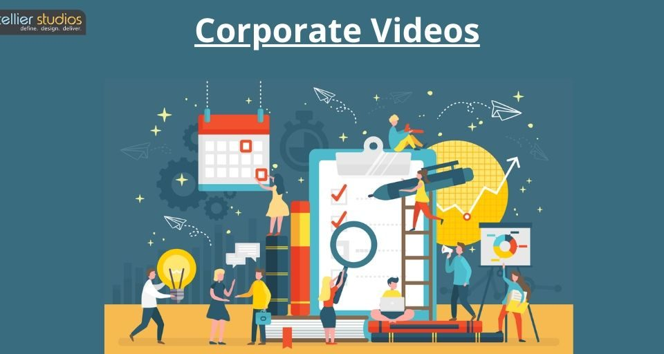 Corporate video Animation